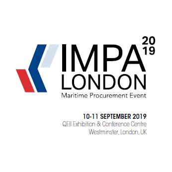 IMPA 2019 / London – ALPHADYNAMIC PUMPS
